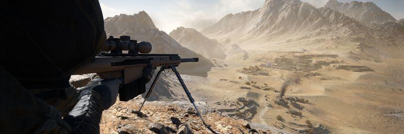 Další odloženou hrou je Sniper Ghost Warrior Contracts 2
