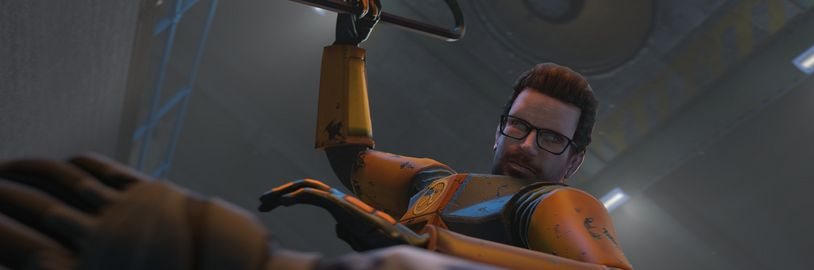 Valve potvrdilo Half-Life: Alyx