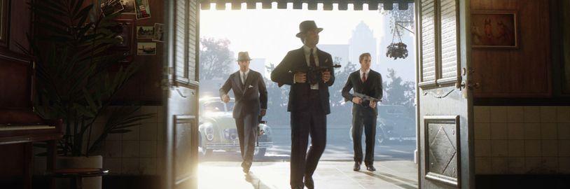 Remake Mafia se obtížností přiblíží původní hře