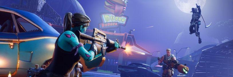 Epic Games mají nového prezidenta a Tim Sweeney promluvil o loot boxech a pochválil cross-play