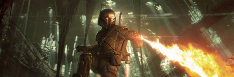 Snímky ze zrušeného projektu Star Wars 1313