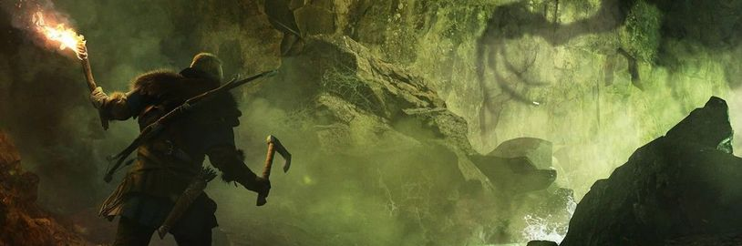 Assassin's Creed Valhalla umožní škálování úrovně nepřátel