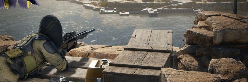 Sniper Ghost Warrior Contracts 2 ve verzi pro PS5 odložen