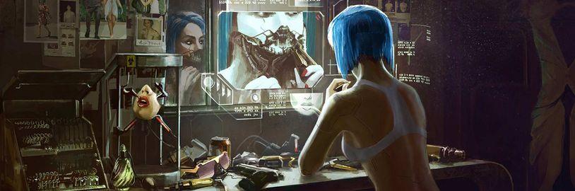 Většina filmečků v Cyberpunku 2077 bude z pohledu první osoby