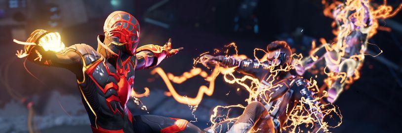 Vylepšený ray tracing dorazil do Spider-Man: Miles Morales