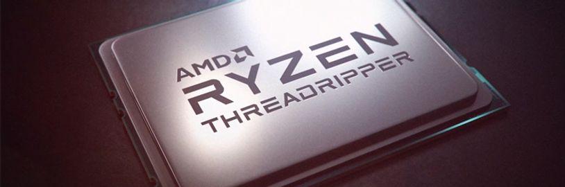 AMD Ryzen Threadripper se vrátí k 16 jádrům