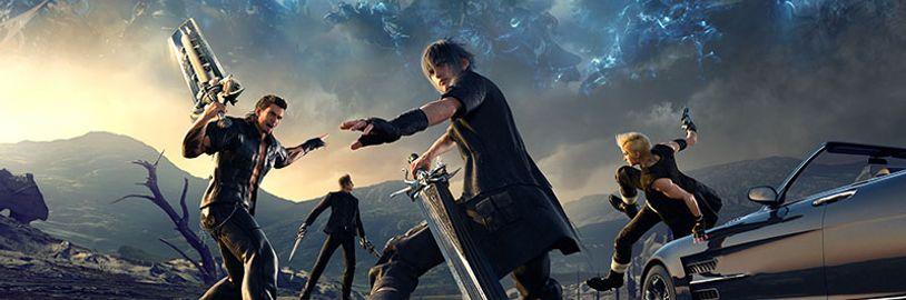 V prvních únorových hrách pro Xbox Game Pass je Final Fantasy XV a Wolfenstein: Youngblood