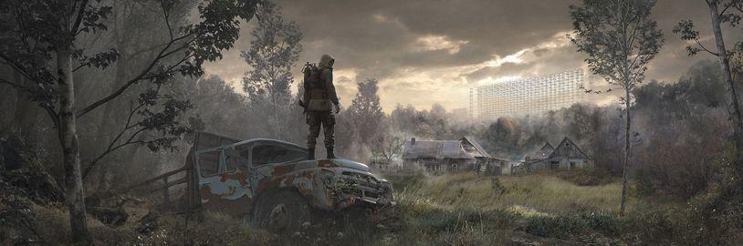 Stalker 2 nevyjde na starou generaci konzolí. Jak to bude s PS5?