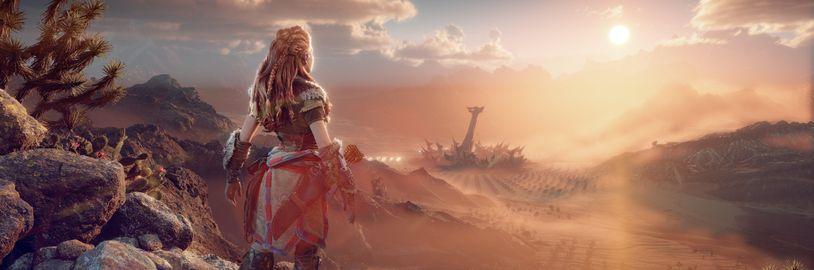 Horizon Forbidden West bude v mnoha ohledech lepší než jeho předchůdce