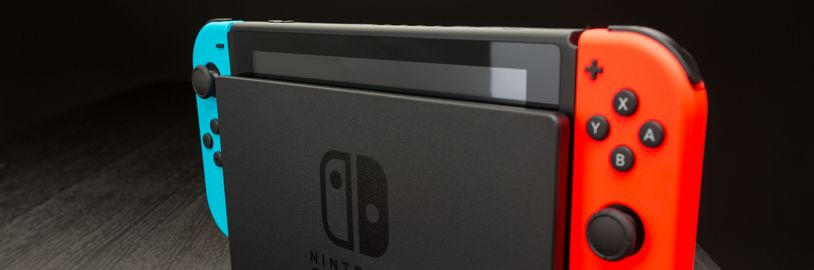 Nintendo Switch se konečně dočkalo Youtube aplikace