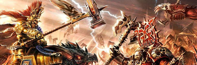 Vývojáři Elite Dangerous a Planet Coaster pracují na real-time strategii ze světa Warhammeru