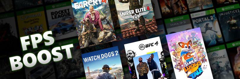 FPS Boost pro Xbox nebude dostupný u všech titulů