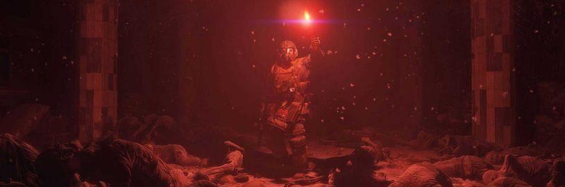 Byl oznámen film na motivy Metra 2033