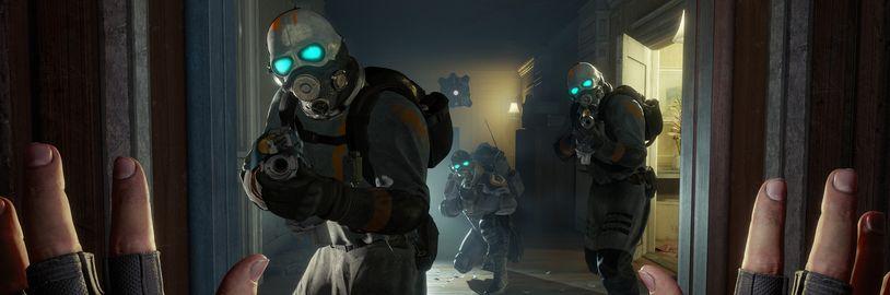 Konec Half-Life: Alyx je správný směr, jakým se chce Valve se sérii vydat, tvrdí Gabe Newell