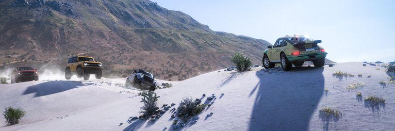 Forza Horizon 5 odhalila obří Mexiko
