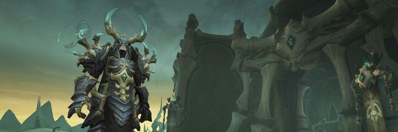 Blizzard odložil World of Warcraft: Shadowlands