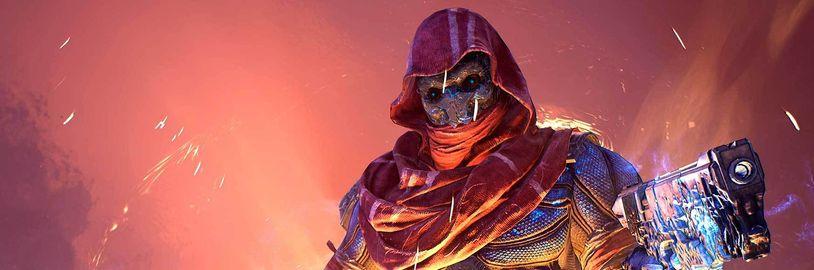 Únik ukázky z Elden Ring, demo Outriders pomohlo, Diablo 2 remaster využije DualSense
