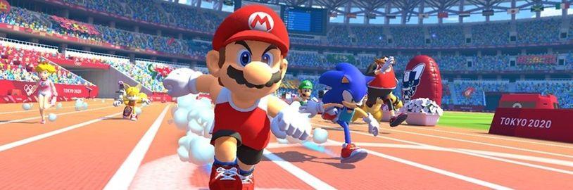 Sega meziročně zvýšila čisté tržby, ale nedaří se prodávat nové hry