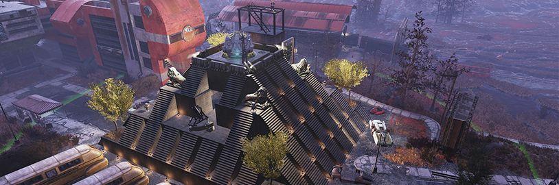 Fallout 76 umožní přizpůsobení soukromých serverů