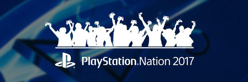 Další rok, další PlayStation Nation přímo v Praze, který nás nechá okusit herní pecky!