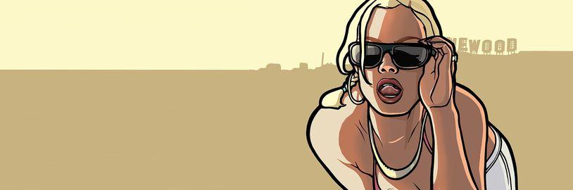 Take-Two zakázala oblíbené modifikace pro GTA 3, Vice City i San Andreas