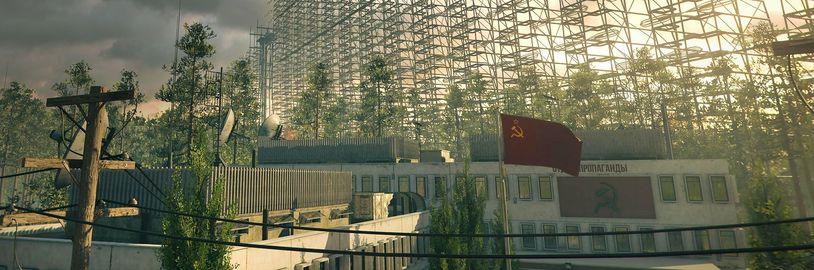 Mapa v Call of Duty: Warzone projde evolucí