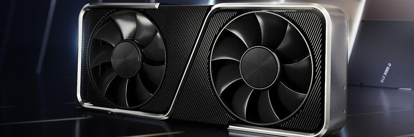 GeForce RTX 3060 do obchodů zamíří příští týden, Nvidia navíc začíná vyrábět i starší karty
