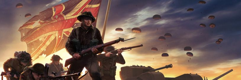 Možná lákání na nové Company of Heroes, Death Stranding s novou obtížností