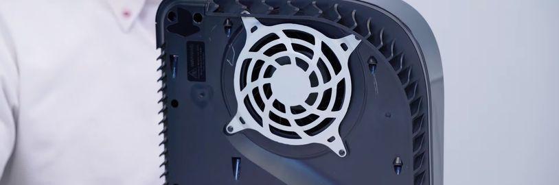Sony bude upravovat chlazení PlayStationu 5 skrze updaty