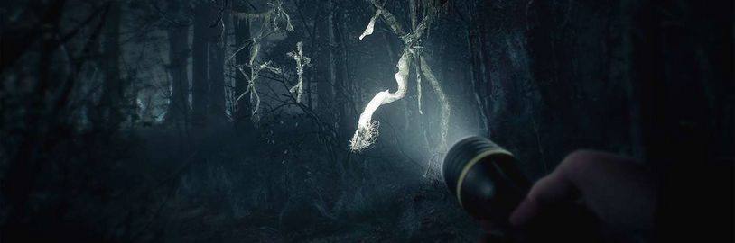 Vývojáři Blair Witch se inspirovali u titulu Firewatch