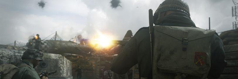Letošní Call of Duty nás zavede zpět do druhé světové války