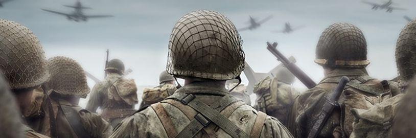 Na podzim vyjde Call of Duty vytvořené pro novou generaci