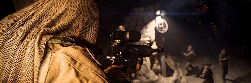 Únik z Call of Duty: Modern Warfare zmiňuje 38 nových map a 23 herních režimů