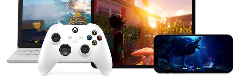 Nová hra od Microsoftu každé čtvrtletí, Xbox Game Pass do TV a nové konzole