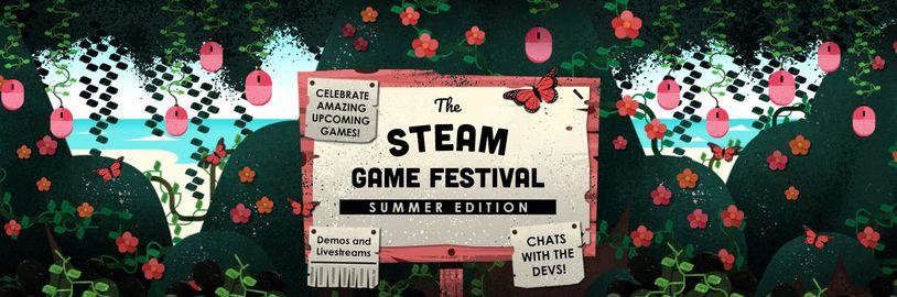 Vyzkoušejte si připravované hry. Letní festival Steamu nabízí více než 900 demoverzí