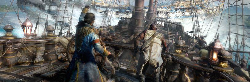 Zajímavé detaily o pirátském dobrodružství ve hře Skull & Bones