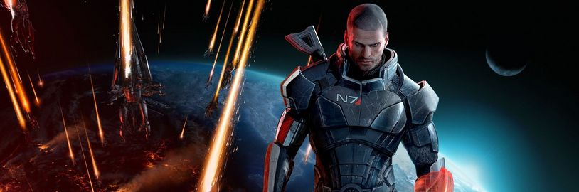 Mass Effect se vrátí, vzkazuje BioWare