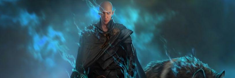 """Dragon Age 4 by se měl obejít bez prvků multiplayeru a """"games as a service"""" modelu"""