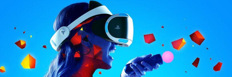 PlayStation VR slaví třetí výročí slevami a novými hrami