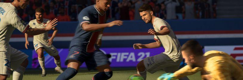 Recenzenti si stěžují na mikrotransakce ve FIFA 21 a označují hru za pay-to-win