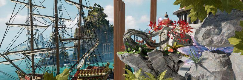 Oculus Rift nás s novým updatem odprostí od reálného života více než kdy předtím