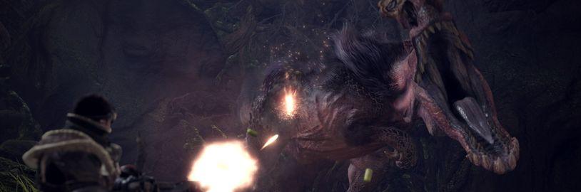 Neuvěřitelné oznámení ohledně Monster Hunter