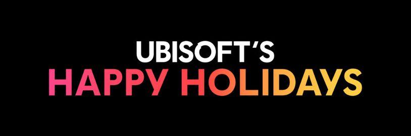 Vánoční dárky od Ubisoftu. Vydavatel rozdává hry a DLC