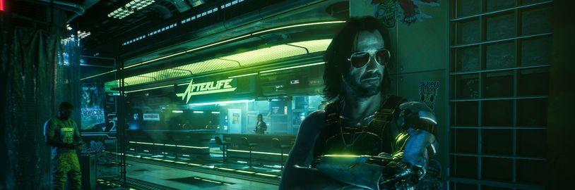 Jak se změnil Cyberpunk 2077 po patchi 1.2 na PC a konzolích?