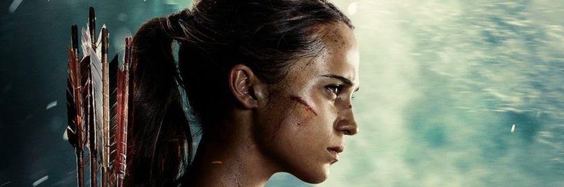 Pokračování filmu Tomb Raider má na starost jiný režisér. Larou opět Alicia Vikanderová