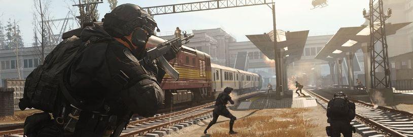 Activision ruší konexe s dabérem Ghosta z Call of Duty