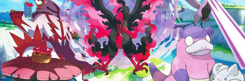 Do Pokémon Sword and Shield dorazila aktualizace 1.3.1