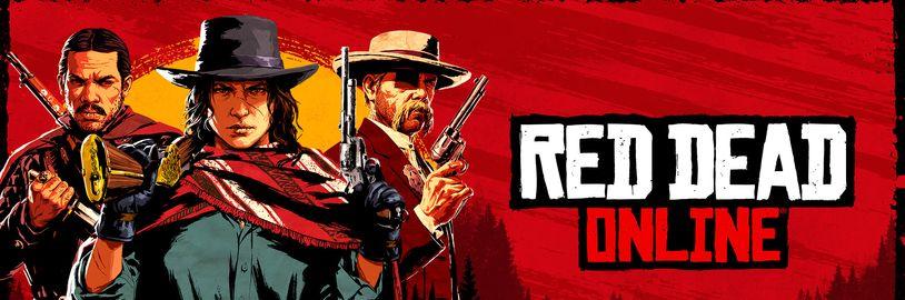 Red Dead Online vyjde jako samostatná hra