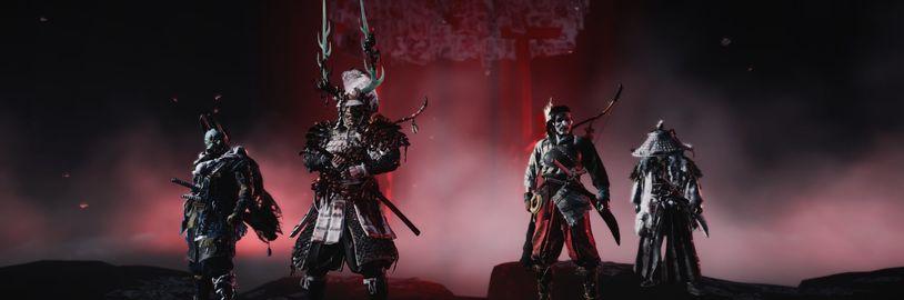 První příběhový raid pro Ghost of Tsushima: Legends je za dveřmi