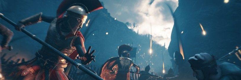 Assassin's Creed: Odyssey bude nejdelším dílem série